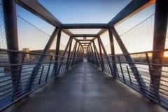 Trafalgar Bridge Swansea Royalty Free Stock Photos