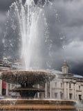 trafalgar london квадратное Стоковые Фото