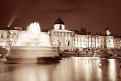 Trafalgar-Platz Stockbilder