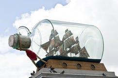 Trafalgar sguare Στοκ Φωτογραφία