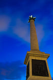 Trafalgar square Stock Photos