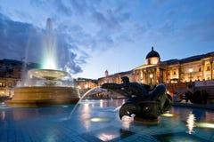 Trafalgar Square Stock Images