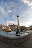 Trafalgar Square Royalty Free Stock Image