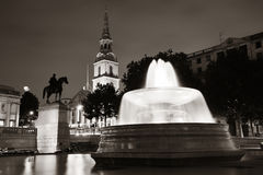 Trafalgar Square Royalty-vrije Stock Fotografie