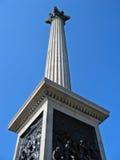 Trafalgar square. London stock photo