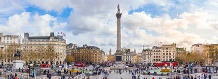 Trafalgar Square stock photos