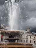 Trafalgar Square, London Stock Photos