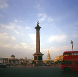 Trafalgar Square, London Royalty Free Stock Image
