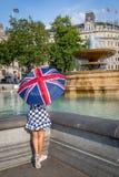 Trafalgar Square city of London royalty free stock image
