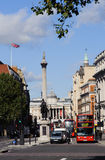 Trafalgar square Royalty Free Stock Photography