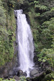 Trafalgar waterfall, Dominica Stock Photo