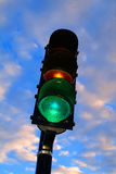 Traffic. Light royalty free stock images