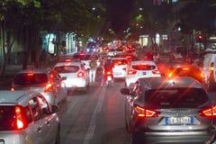 traffic fotografia stock