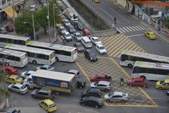 traffic Zdjęcie Royalty Free