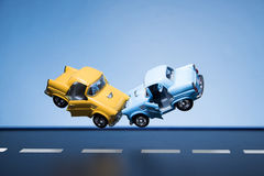 Traffic Accident Royalty Free Stock Photos