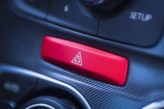 Traffic Attention Car Details Royalty Free Stock Photo