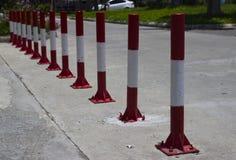 Traffic barrier Stock Photo