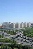 Traffic in beijing Stock Images
