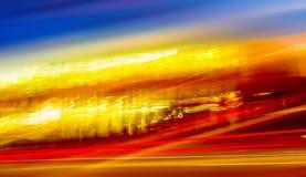Traffic Royalty Free Stock Image