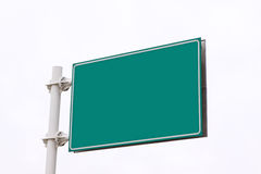 Traffic bulletin board Royalty Free Stock Photos