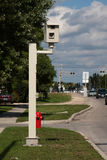 Traffic Camera Stock Photo