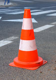 Traffic cone Royalty Free Stock Images