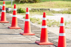 Traffic Cone Stock Photo