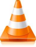 Traffic cone royalty free illustration