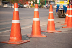 Traffic Cone. Stock Images
