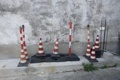 traffic cone collection