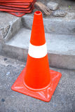 Traffic cone. Stock Photos