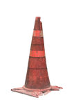 Traffic cone Stock Image