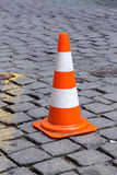 Traffic cone sett Royalty Free Stock Images