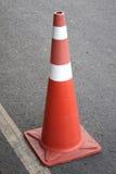 Traffic cone Stock Image