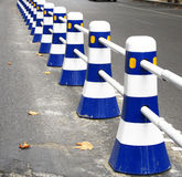 Traffic cones Royalty Free Stock Image