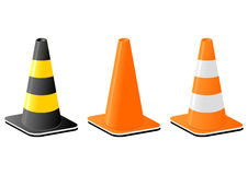 Free Traffic Cones Stock Photo - 4640720