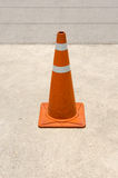 Traffic cones Stock Image