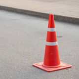 Traffic cones Royalty Free Stock Photos