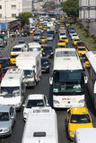 Traffic congestion in Istanbul Stock Image