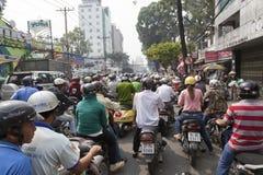 Traffic congestion Stock Photos