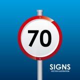 Traffic design Royalty Free Stock Image