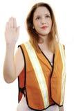 Traffic director Stock Photos