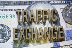 Traffic exchange Royalty Free Stock Photos