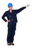 Traffic guard stock images