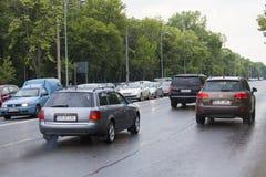 Traffic Royalty Free Stock Photo