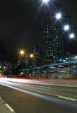 Traffic in Hong kong Royalty Free Stock Image
