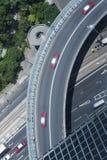 Traffic in Hong Kong Royalty Free Stock Photography
