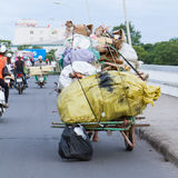 Traffic in Hue Royalty Free Stock Image