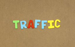 Traffic Royalty Free Stock Photo