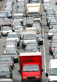 Traffic jam 1 Royalty Free Stock Photos